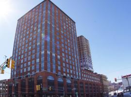 NY Area Cast Iron Lofts - West Soho by Pelican Residences, Jersey City