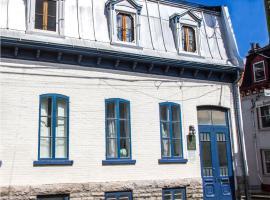 Gîte Au Croissant de Lune, Cidade de Quebec