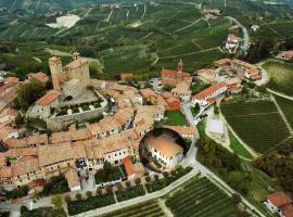 L'Antico Asilo, Serralunga d'Alba