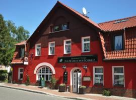 Hotel & Restaurant Märkische Schweiz, Buckow
