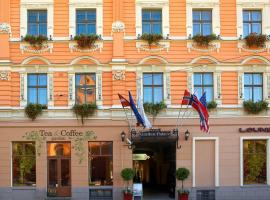 Hotel Garden Palace, Riga