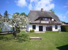 Ferienhaus Möwe, Lancken-Granitz