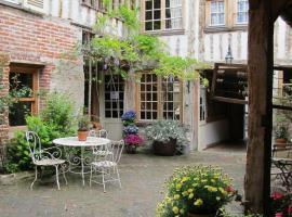 Chambres d'Hôtes A L'ecole Buissonniere, Honfleur
