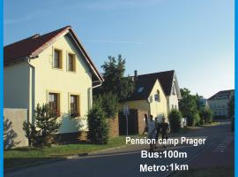 Pension Camp Prager, Prague