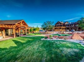 Desert Rose Inn & Cabins, Bluff
