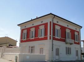 Villino Ermione, Marina di Pisa