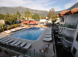 Fethiye Park Hotel, Oludeniz