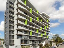 Code Apartments, Brisbane