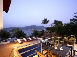 Villa Baan Thap Thim, Patongas