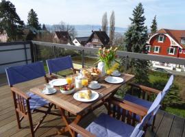Ferienwohnung Bodenseeblick, Nonnenhorn