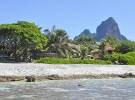 Le Crusoe, Bora Bora