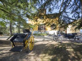 Villa Poggio Bartoli, Vicchio