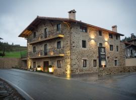 Osabarena Hotela, Murueta-Orozko