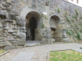 Fonte di San Benedetto, Cortona