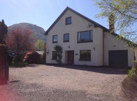 The Woolly Rock Bed and Breakfast, Glencoe