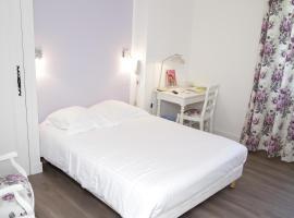 Logis Hotel des Pyrenees Rest. La Pergola, Ousse
