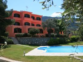 Aliki Beach Hotel, Galatas