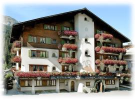 Hotel Steinbock, Klosters