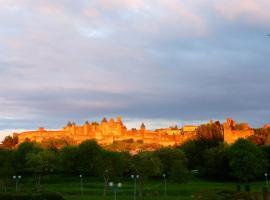 Maison Bellevue Bed & Breakfast, Carcassonne