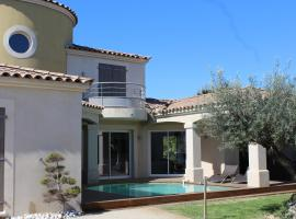 Villa Montjoye, Aigues-Mortes