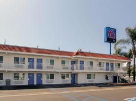 Hotels close to sdsu