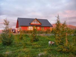 Ásgarður Eystri Holiday Home, Ásgarður