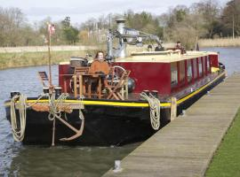 Lemmerboot, Astene