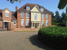 Homestead House, Milton Keynes