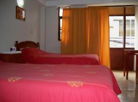El Balcon Hostal, Ayacucho