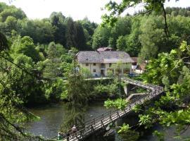Zur Triftsperre, Passau
