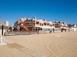 Lloyds Beach Club, La Mata