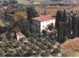 Villa Pedone, Lucca