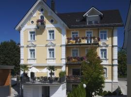 Hotel Café Ebner, Lindau