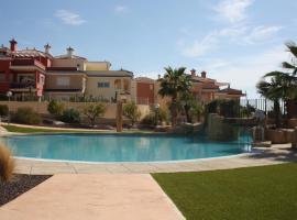 Apartmentos Alhambra, Baños y Mendigo