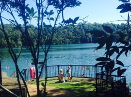 Eacham Escapes, Lake Eacham