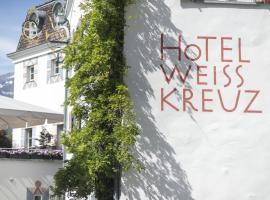 Hotel Weiss Kreuz Malans, Malans