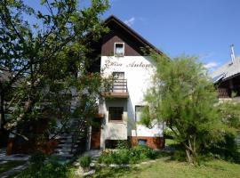 Hiša Anton, Bovec