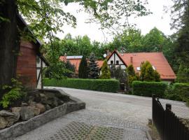 Chata nad Sztolnią, Bystrzyca Górna
