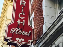 Aldrich Hotel, San Francisco