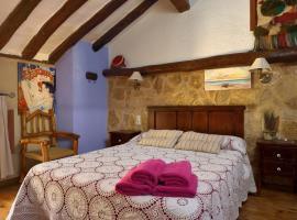 Casa Rural La Tahona, Elche de la Sierra