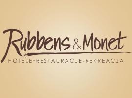Hotel Rubbens & Monet, Łysomice