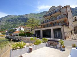 Apartments Paradiso, Kotor
