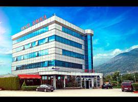 Hotel Emka, Tetovo