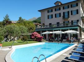 Hotel La Villa, Gravedona