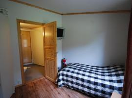 Mini Motel Valderøy, Ytterland