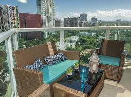 Epic Global Suites Miami Brickell at One Broadway, Miami