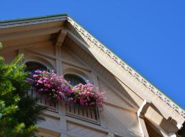 Hotel Pangrazzi, Fucine
