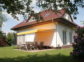 Holiday Home Prague Pruhonice, 普魯奧尼斯