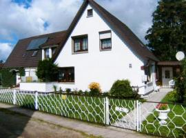 –Apartment Am Rosenberg, Zingst