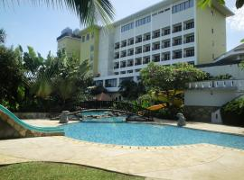 Sutanraja Hotel Convention & Recreation, Manado